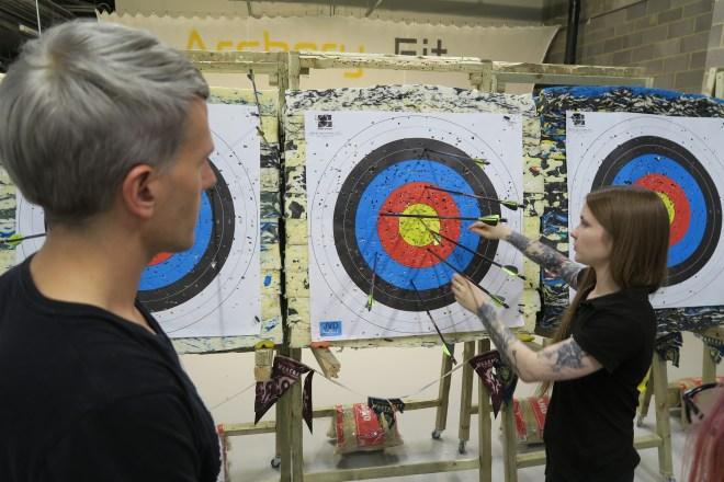 ArcheryFit Steve winner