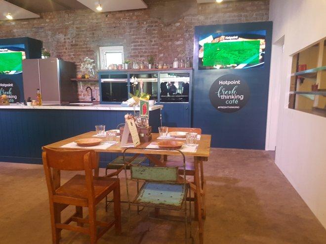 Hotpoint fresh thinking cafe restaurant