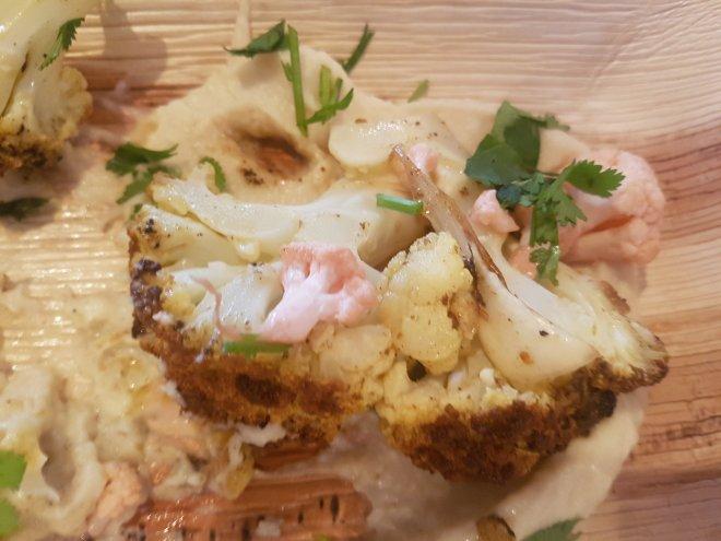 Hotpoint fresh thinking cafe cauliflower
