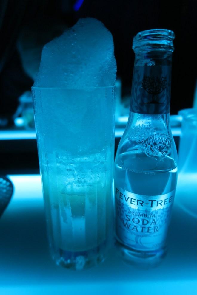 The Grid Vodka tonic