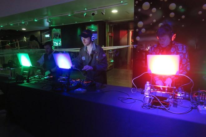 Madame Tussauds DJ