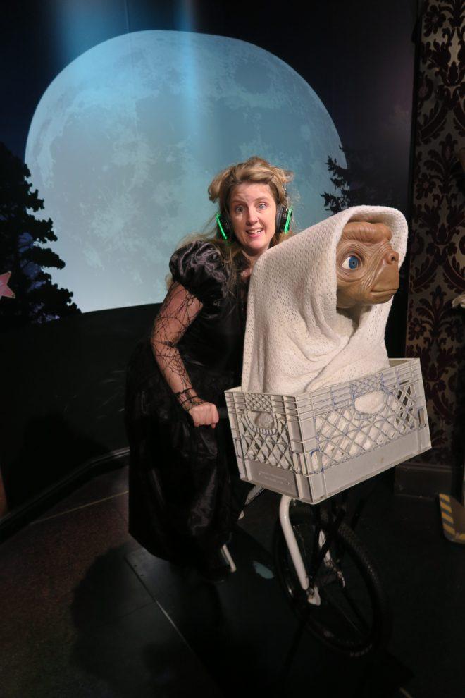 Madame Tussauds ET