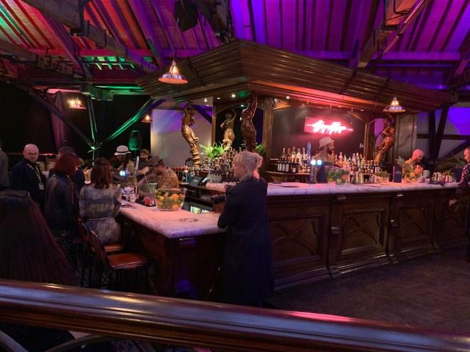 Last Nights of Havana bar