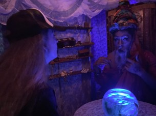 Kraken Screamfest The Ocean of Souls fortune teller and me