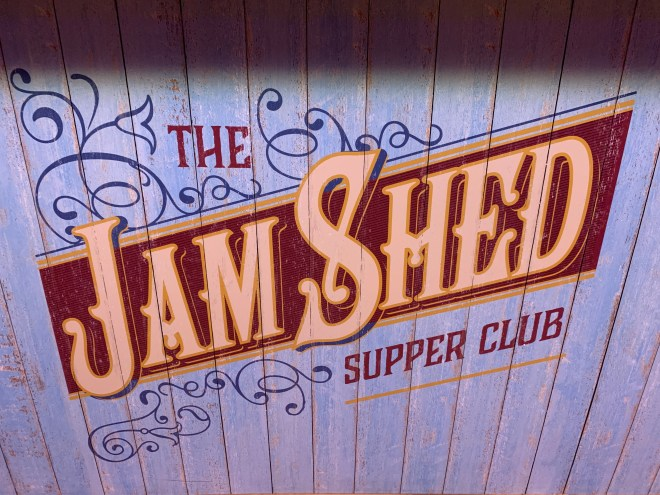 The Jam Shed Supper Club