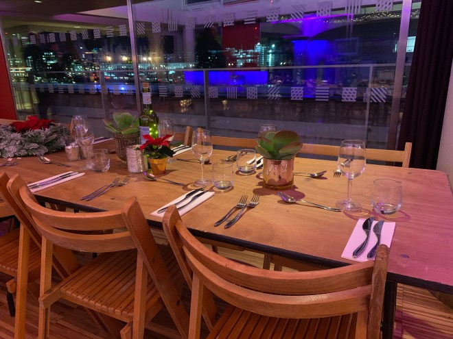The Jam Shed Supper Club view