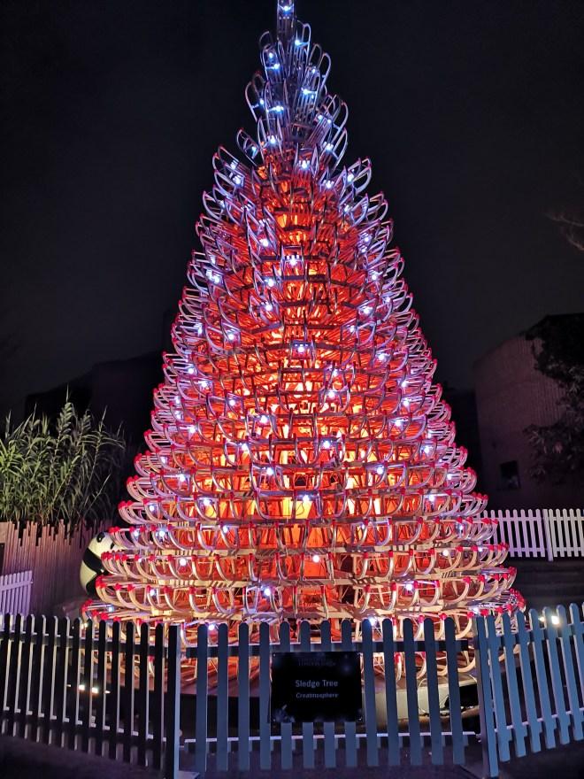 ZSL London Zoo tree