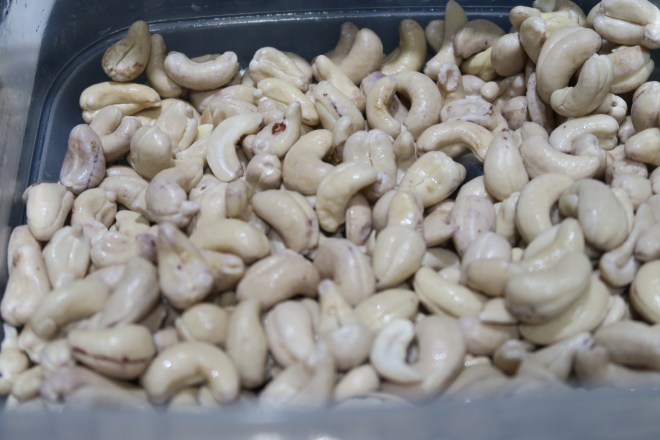 Cashews - Made in Hackney : Life Beyond Cheese