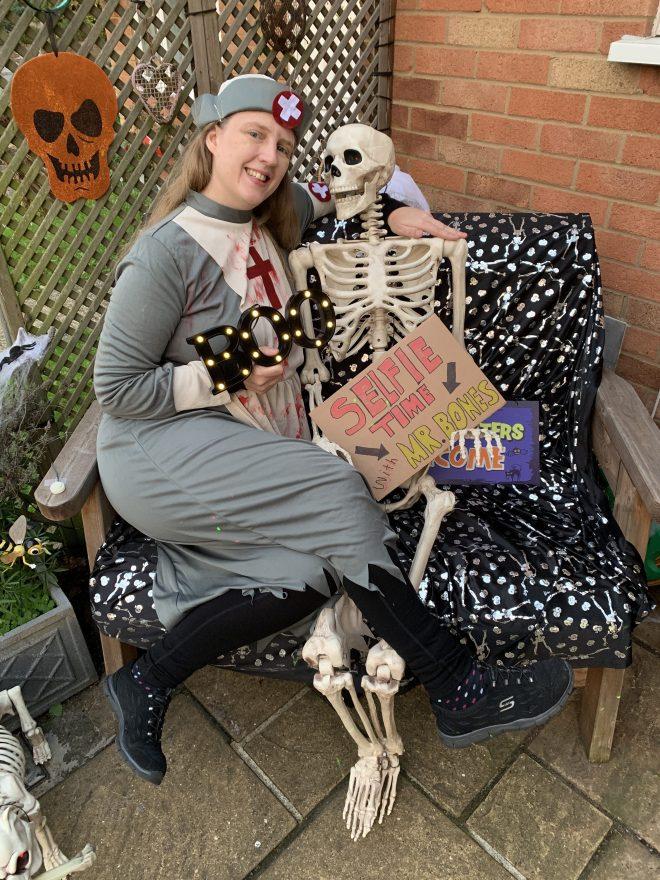 Halloween 2018 Joanne