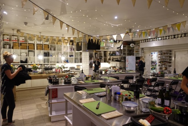 The Avenue School of Cookery by Katie Hughs