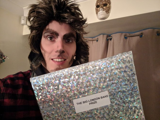 Halloween 2018 prize winner