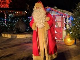 ZSL London Zoo Santa