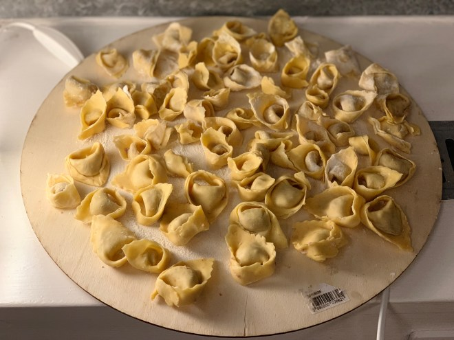 Pasta n Play tortellini