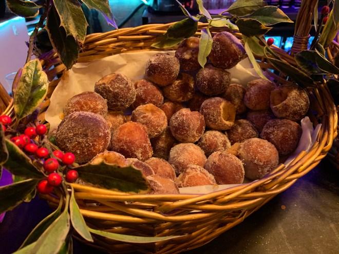 TimeOut Hotboozapalooza doughnuts