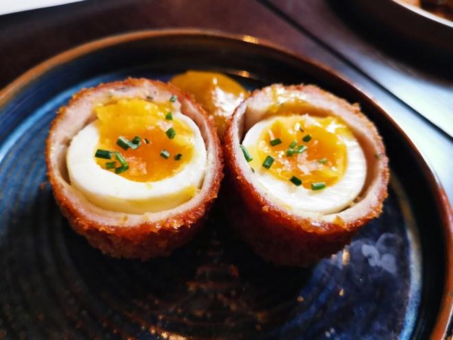 The Fox Coop eggs