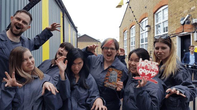 Night of the Living Dead at Pleasance Theatre