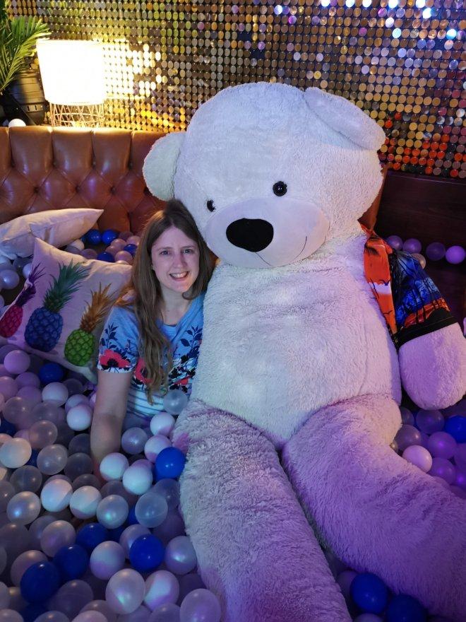 TwoRuba me and a bear