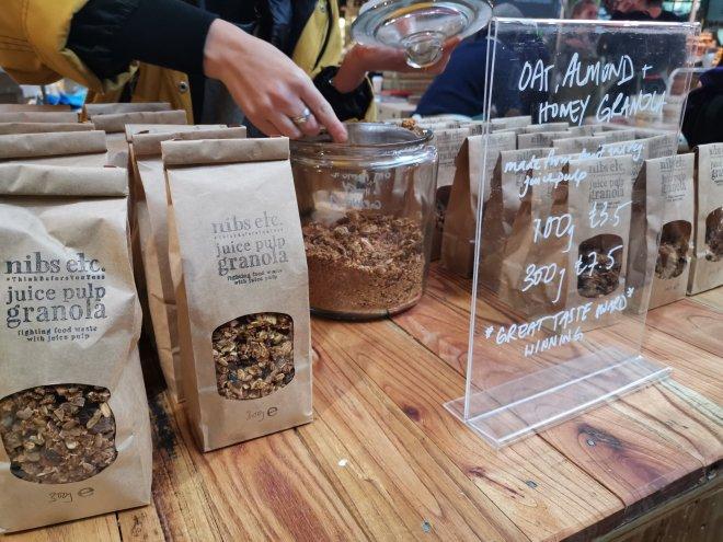 Mimi Borough Market Granola