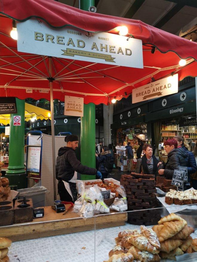 Mimo Borough Market Bread Ahead