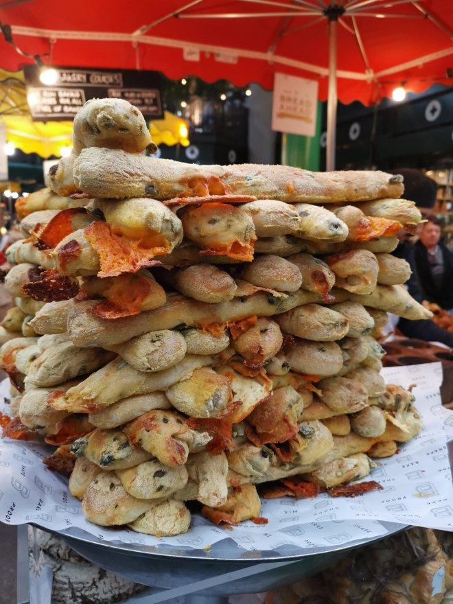 Mimo Borough Market bread