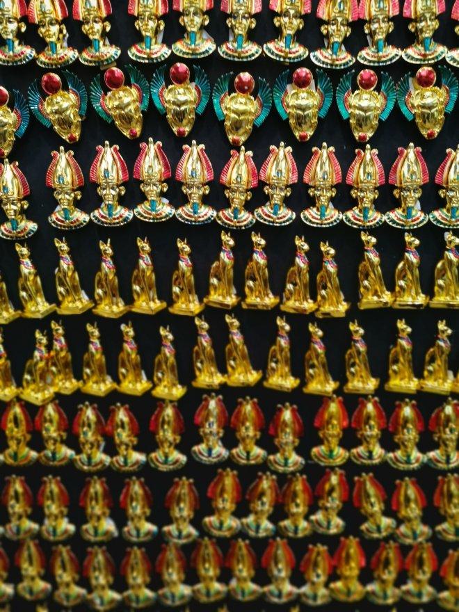 Tutankhamun magnets