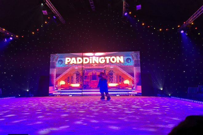 Hyde Park Winter Wonderland Paddington on Ice