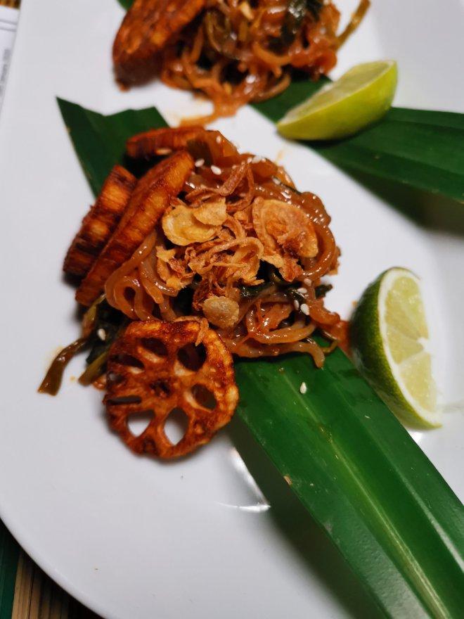 Makan Malaysia noodles