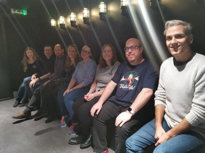 meetspaceVR Zero Latency team 1