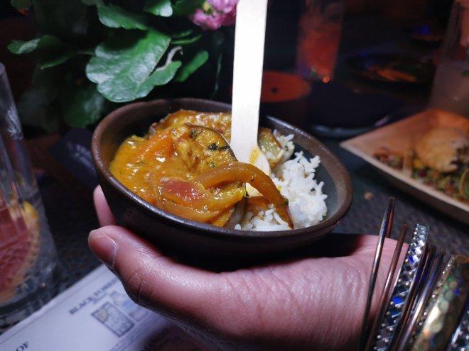 Cinnamon Kitchen Holi food