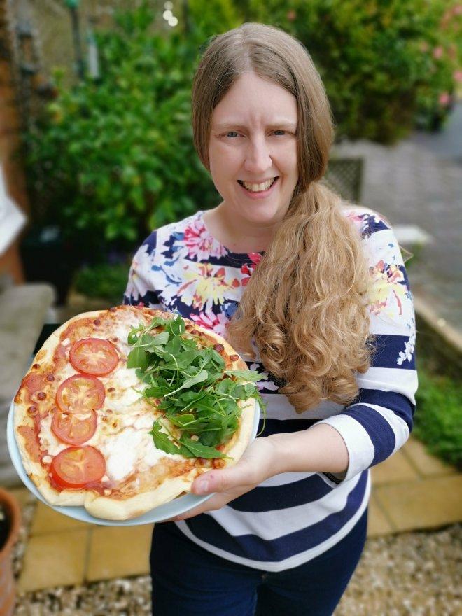 Pizza Bellissima me