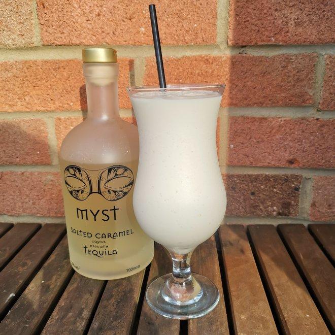 Myst Tequila Milkshake
