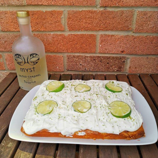 Myst Tequila cake