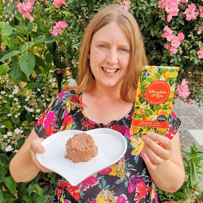 Chocolate and Love Orange