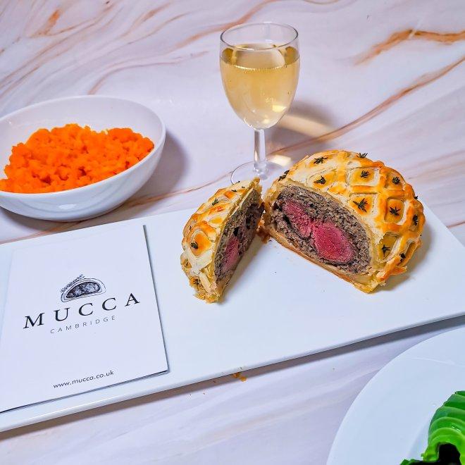 Mucca Beef Wellington