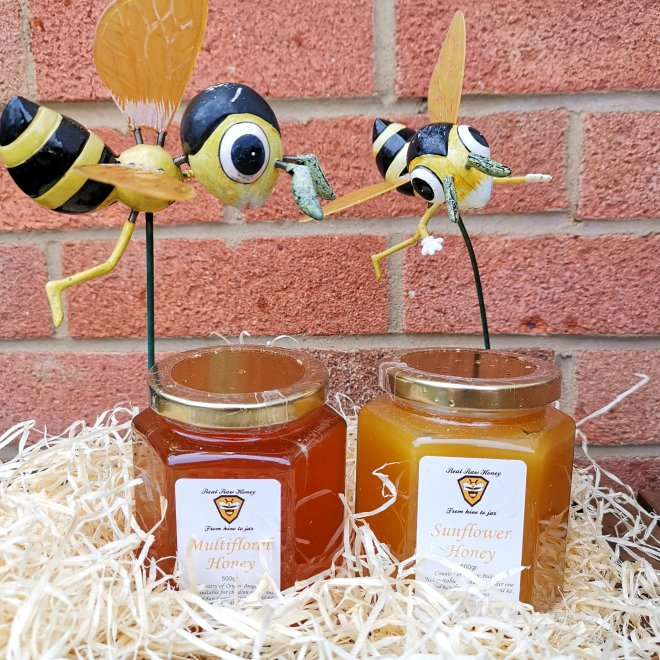 Real Raw Honey