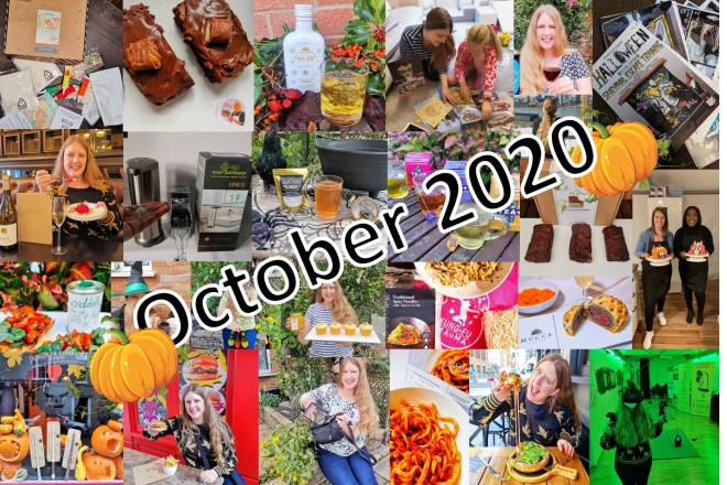 October 2020 monthly look back