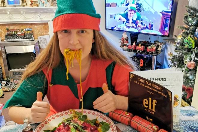 Taste Film Elf - main meal