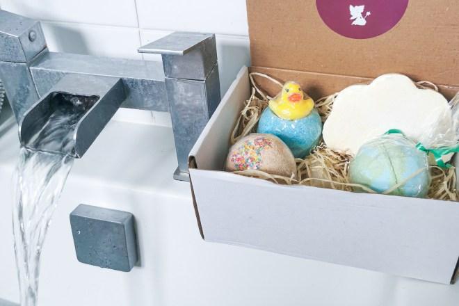 Bath Fairy bath bombs