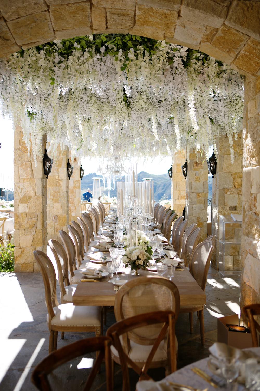 23 creative wedding backdrops