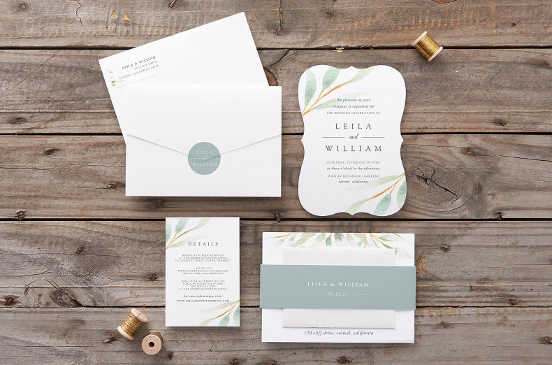 Places Buy Invitations
