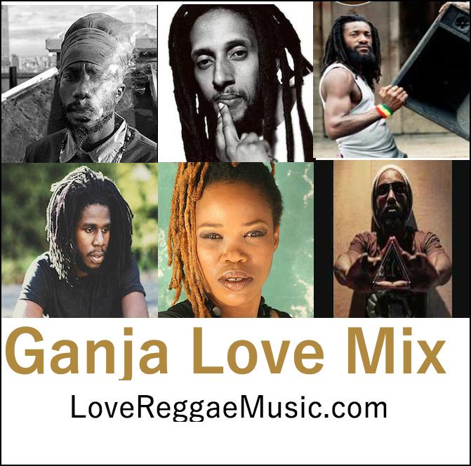 Ganja Love Mix