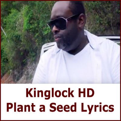 Plant a Seed Lyrics