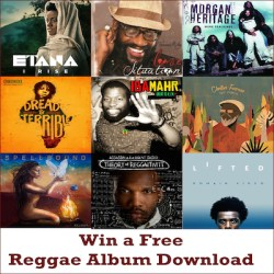 Win a Free Reggae Album Download-Square