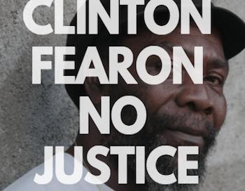 Clinton-Fearon-No-Justice-Music-Video