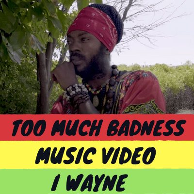 Too Much Badness Music Video