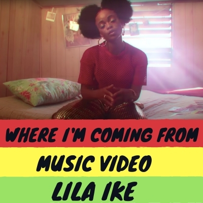 Where I'm Coming From Music Video