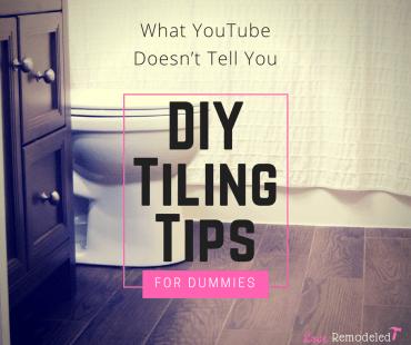 DIY Tiling Tips for Dummies