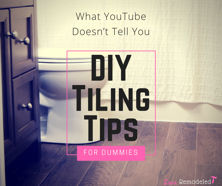 DIY Tiling Tips for Dummies