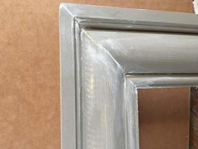 Frame A Builder Grade Mirror
