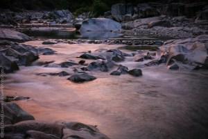 Sunrise, South Yuba River, CA
